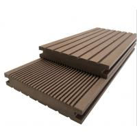 Outdoor solid wood flooring pe wood plastic floor anti-corrosion environmental protection wood composite board