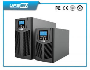 China Solar Tower Online UPS Power with PV Input and Inbuilt Mppt Controller 1-3Kva on sale