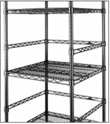 China Wire Shelving Accessories on sale