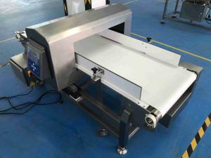 China Touch Screen 60Hz Conveyor Belt Metal Detector For Cosmetics Chemical on sale