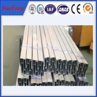 GOOD!Aluminium price per kg, industrial aluminium extrusion, anodized industry aluminium