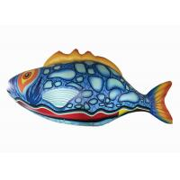 China Big Inflatable Flying Fish / Giant Inflatable Fish Pvc Inflatable Flying Fish on sale