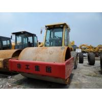 USED XCMG XS222J 16T Road Roller For Sale China