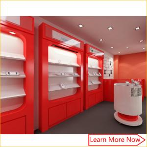 Customoize Simple Wood Retail Store Decoration Display Furniture Mobile Phone Shop Interior Design For Sale Electronics Display Showcase Manufacturer From China 106632454