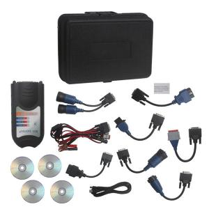China XTrucks USB Link + Software Diesel Truck diagnostic tool on sale