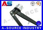 Silver / Blue Manual Vial Crimper Induction Sealing Machine For Aluminum Caps 2ml / 5ml /10 Ml Bottles