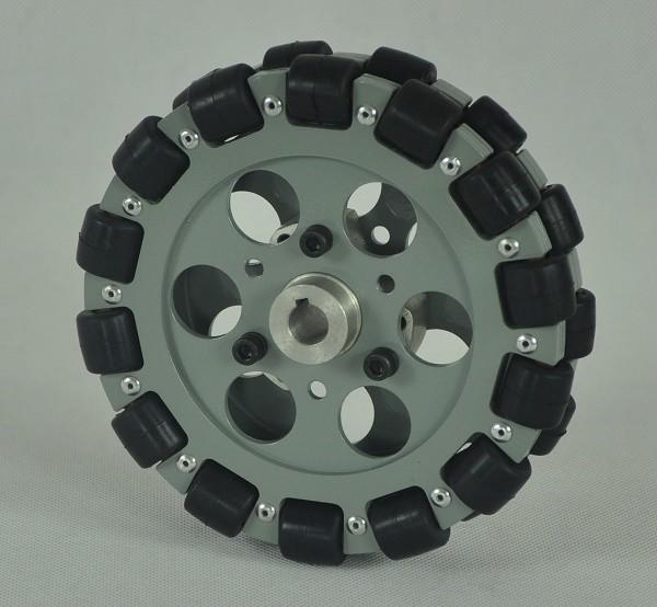 4mm robot wheel, mecanum wheel, agv wheel