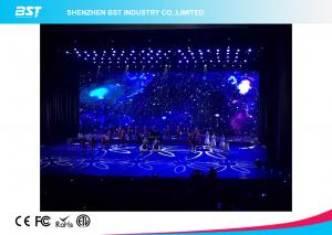 China P6mm  Rental SMD2727 LED Display outdoor Die-casting aluminum cabinet For Event show on sale