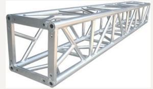 China Aluminum Spigot Screw Global Truss System Sliver For Trade Fair Anti - Corrosive on sale