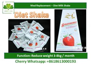 Quality 7 Days Diet Slimming Meal Replacement Diet Reduce Weight 8 - 32 Pounds Per Month for sale