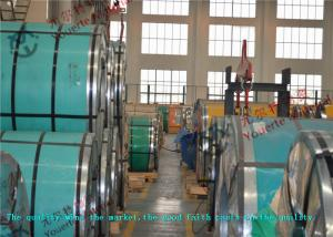 China Prime inox ASTM Hot Rolled Stainless Steel Coils with 1000mm 1250mm Width for Construction on sale