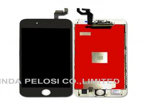 China AAA Iphone 6s LCD Screen Digitizer Assembly Front Glass Frame Bezel Optional Color on sale