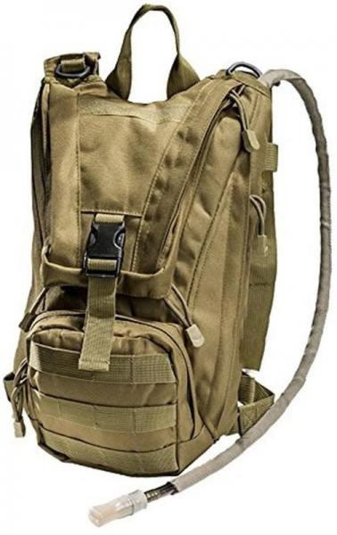 10b9272f1af2 Tactical Performance Hydration Pack   3 Liter Water Bladder For Hiking  Images