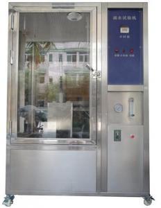 China 模倣された環境試験の部屋、IPの等級Ipx1 Ipx2のための水滴り雨テスト部屋 on sale