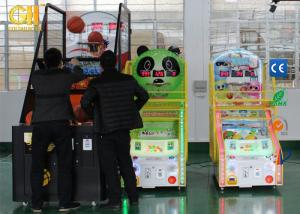 China Indoor Electronic Basketball Arcade GameMachine , Basketball Shootout Arcade Game on sale