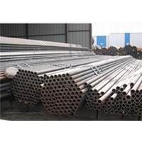 China ASTM A106 GRB schedule 80 seamless steel pipe on sale
