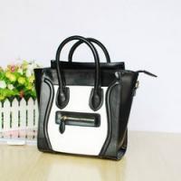 China drop shipping MOQ 20 ripple vein design women handbag on sale