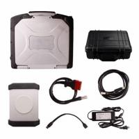 Porsche PIWIS Tester II with Semtec Hardware with Panasonic CF30 Laptop in Software V18.150 High Quality Diagnostic Tool