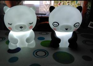 China Christmas Gift Cute Animal LED Night Light Panda Night Lamp For Home Decoration on sale