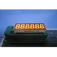 7 Segment LED Display 0.36 inch Ultra Bright Amber for Electronic Scales