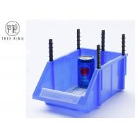 Spare Parts Storage Plastic Bin Boxes For Shelving , Racks Parts Storage Bins