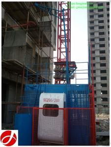 China China good factory SC200/200 2t construction hoist for sale on sale