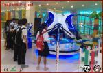 plataforma tripla do cinema 3DOF de 110V/220V 9D VR para o centro do divertimento