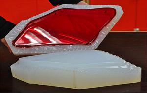 China Molde rápido do vácuo do protótipo do OEM que molda o mestre de SLA para a peça do plástico/metal on sale