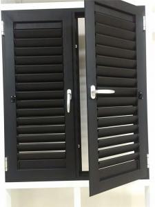 China popular  style window blinds  aluminum window on sale
