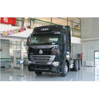 6*4 Truck head tractor truck Prime Mover Truck 420hp with air - condition , ABS