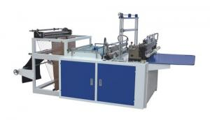 China LDPE / HDPE Plastic Shopping Bag Making Machine / Equipment 2600x1200x1600mm on sale