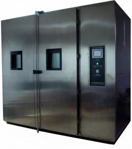 China Simulate the  Environment Condition in a Climatic Chamber for Solar Pannel Testing on sale