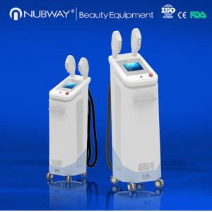 China Professional alma lasers shr hair removal High Quality Ipl Shr Beauty Machine on sale