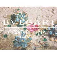 Italy Bulgari Jewelry 18K Gold Jewelry Factory China Shenzhen Jewelry Factory