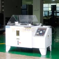 China Touch Screen Salt Spray Corrosion Test Chamber With CE Guarantee AC 220V 50Hz on sale
