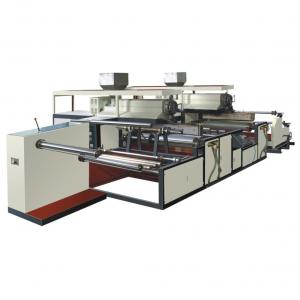 China Two layers, three layers PE air bubble film making machine on sale