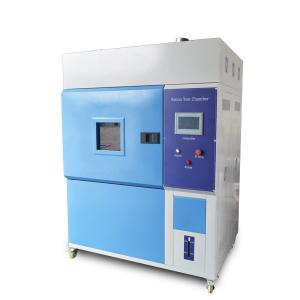 China Three Phase Xenon ARC Aging Test Chamber , Environmental Testing Chamber on sale