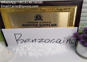 China Benzocaine Tetracaine Hydrochloride Powder Impurity Safe Clearance on sale