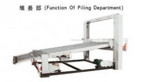 Quality Machine à télécommande de Slotter d'imprimante de Flexo avec des morceaux du conducteur 150 de rebord avant/minute for sale