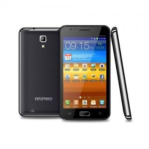China 5 inch android 4.0 3G Quad Band Android Phone WiFi GPS Dual camera Star i9220 Note MTK6575 on sale