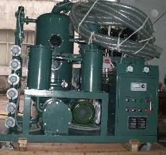 China High voltage transformer oil filtration oil distillation oil reprocessing unit on sale