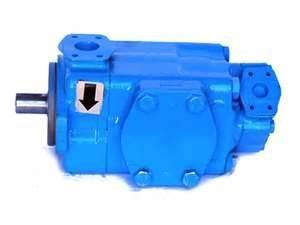 China Power steering vane pump VTM42 series vickers hydraulic pump, hydraulic power pump with low pulsation   on sale