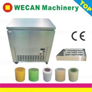 China Heavy duty shaved ice freezer for sale on sale