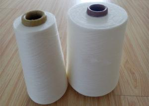 China Raw White 33S /3 Acrylic Knitting Yarn , High Tenacity Ring Spun Acrylic Solid Yarn on sale