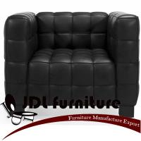 Kubus Sofa,Josef Hoffmann Kubus sofa,Kubus armchair,leather sofa,chairs modern,living room furniture,sofa supplier