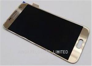 China Rectangle 5.1 Inch Samsung S7 Edge Screen , IPS TFT S7 Edge LCD Replacement on sale