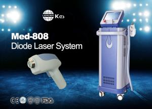 China Professional Painless Permanent Comfortable Cooling Diode Laser Hair Removal Machine on sale
