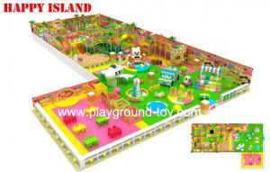 China Kids Indoor Playground Equipment , Indoor Kids Playground Equipment  For Free Develop Children Positive Team Spirit on sale