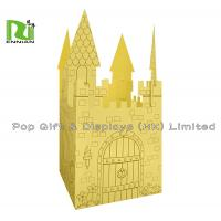 Cardboard Furniture Princess Castle Playhouse / Cardboard playhouse for Children