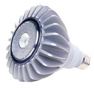 China AC 85 - 265V Aluminum Warm White 12W LED Par Lamps on sale